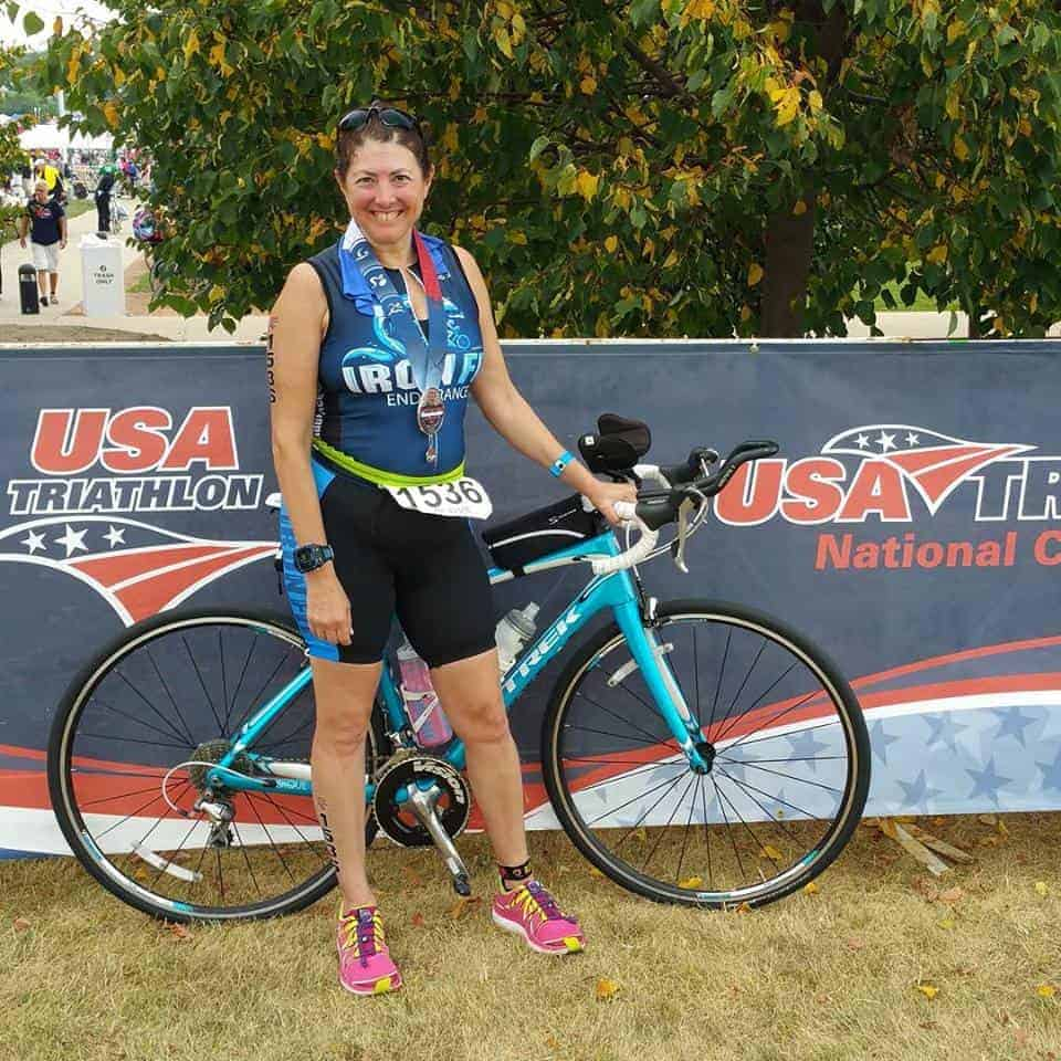 Hilary Topper at Nationals