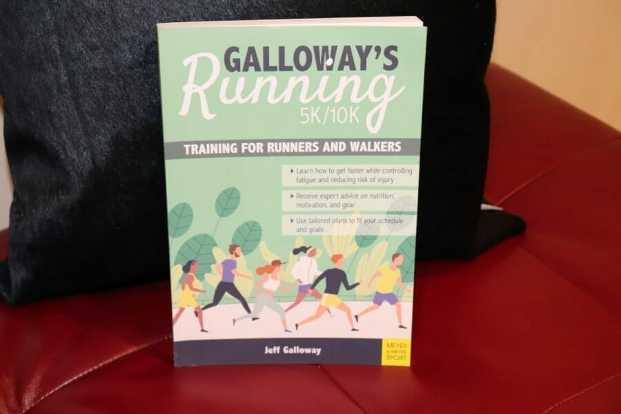 Jeff Galloway's New book
