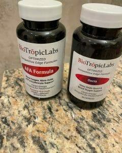 AFA and Oxia by Biotropicslabs.com