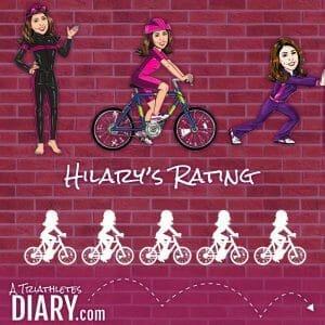 Hilary Topper's 5 star rating