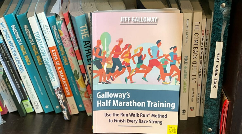 Jeff Galloway's Half Marathon Book